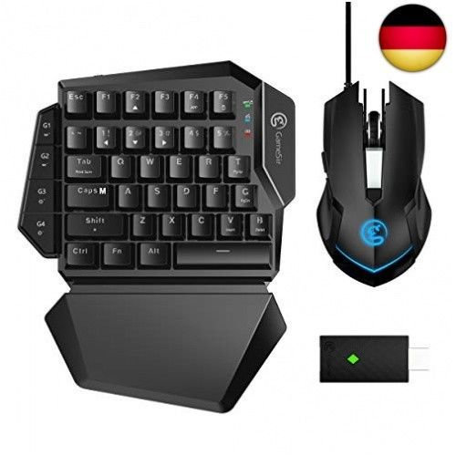Gamesir Vx Aimswitch E Sport Tastatur Und Maus Combo Adapter Far Xbox One Ps Xbox One Pc Keyboard First Nintendo