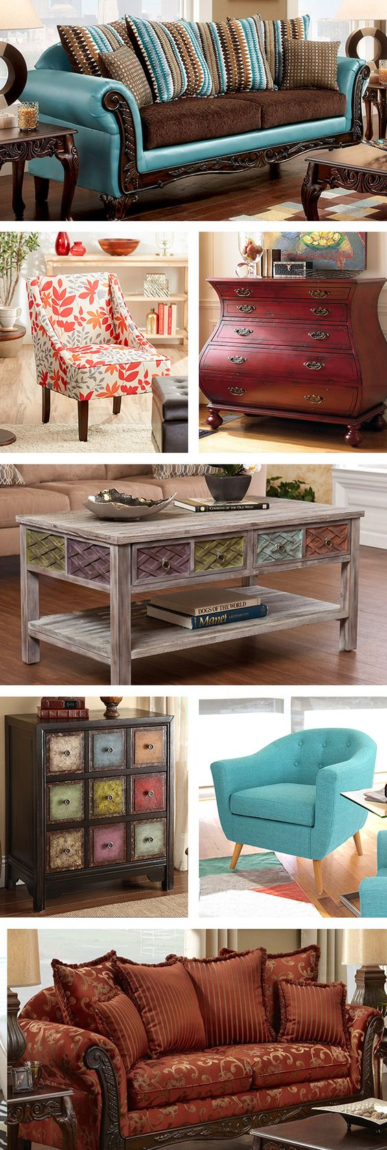 Trendy European Furniture Decoration