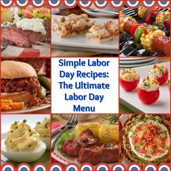 26 Simple Labor Day Recipes: The Ultimate Labor Day Menu