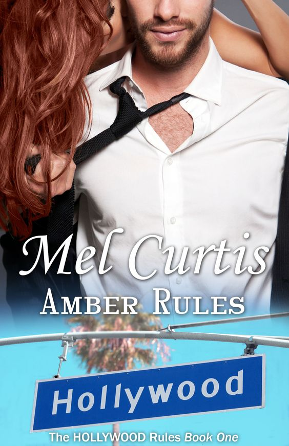 Amber Rules New Cover!