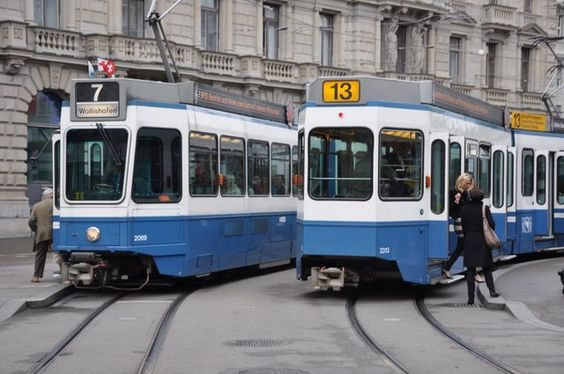 Zurich Switz and Tram 7 will be revisited sometime!