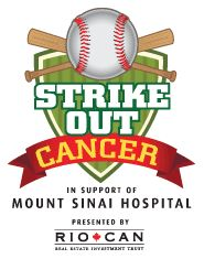 Place softball with celebrities and raise funds for Mount Sinai Hospital on June 9th and 10th.