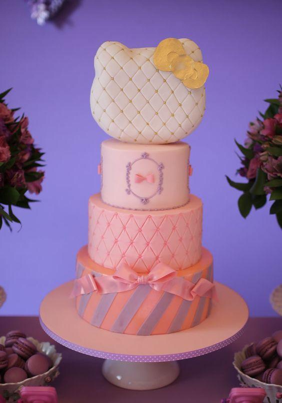 The Dessert Box: Hello Kitty Cake &amp- Lollipop Cookies