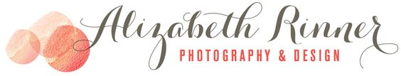Alizabeth Rinner Photography & Design Blog