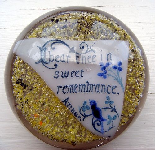 Rare Paperweights   Antique Paperweight