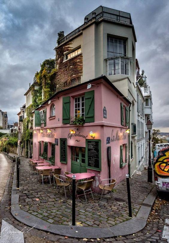Montmartre, Paris , from Iryna