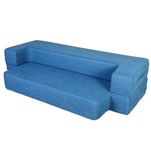 Maxdivani 10 Inch Portable Travel Sofa