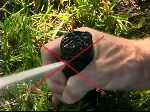 Home Youtube Lawn Sprinkler System Sprinkler Repair Garden Sprinklers