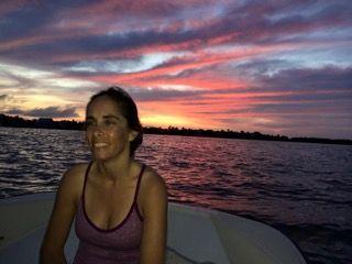 Jenny Runde - New Year's Eve sunset, Big Pine Key, Florida
