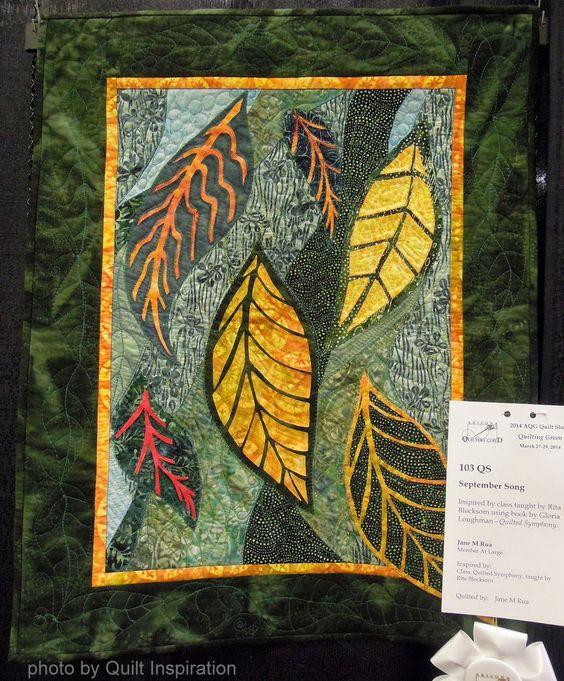Celebrating Autumn Quilts