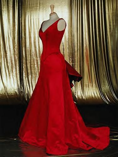 Seeing Esther&39s stunning red ball gown in Meet Me in St. Louis ...