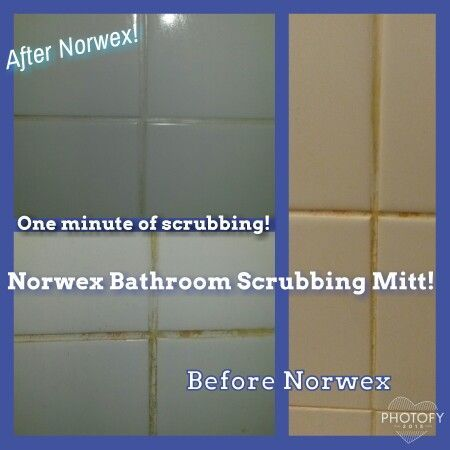 how to clean norwex lint mitt