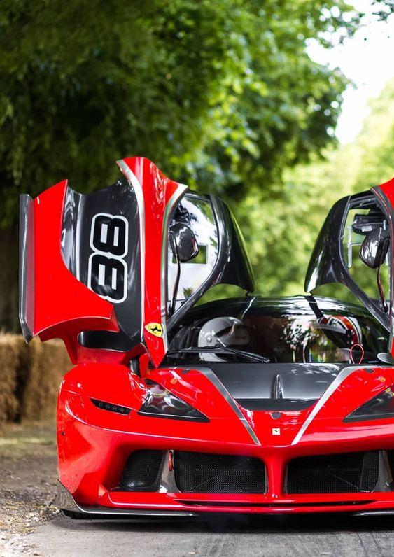 Ferrari Laferrari FXX-K, Festival of Speed 2015 Goodwood