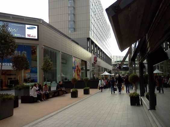 Westfield Stratford City - Shopping