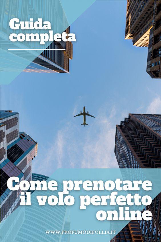 Come prenotare un volo su Internet: Pinterest