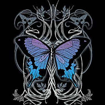 Gothic Butterfly Gothic butterfly. | Bu...