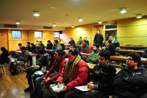 "Seminario ""Blueberries"" de la Campaña Agronomía para Todos"