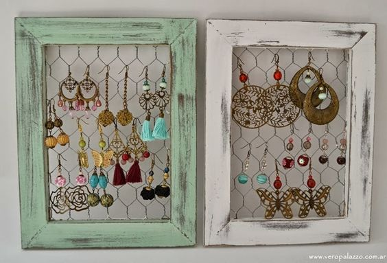 For your earrings!