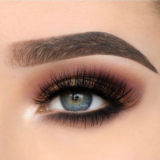 Gorgeous eye makeup looks