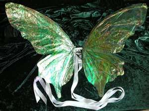 Cellophane Fairy Wings