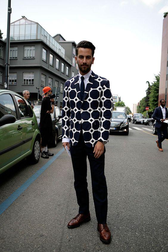 street style moda en la calle semanas de moda masculina menswear londres milan paris primavera-verano 2014:
