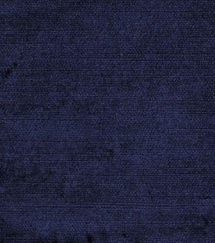 Home Decor Solid Fabric-Jaclyn Smith Island-Indigo