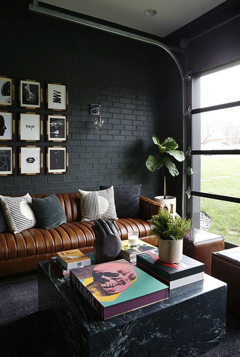 Tips decor phòng đẹp sử dụng miếng xốp dán tường 2