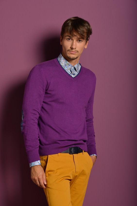 Pull coton cachemire #nodus : plus de 30 coloris classiques ou toniques. Must-have...