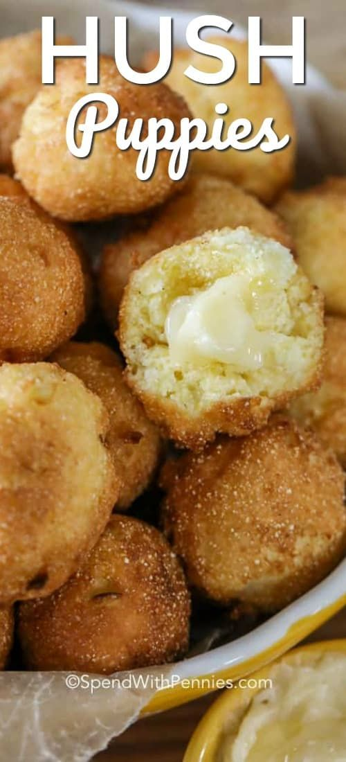 Hush Puppies Are Comfort Food Heaven What 039 S Better Than Deep