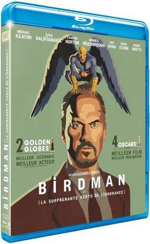 [Test Blu-Ray] Birdman