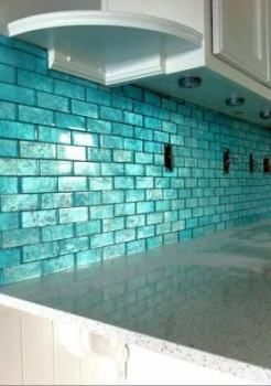 Best Kitchen Tile Teal Backsplash Ideas 41 Ideas Kitchen Home