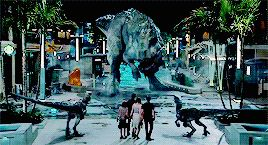 Attack Jurassic World