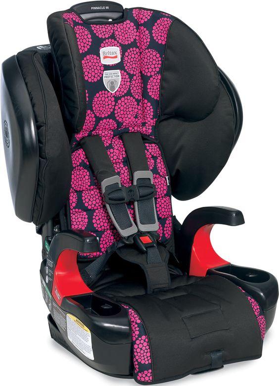 Britax Pinnacle 90 Booster Car Seat - Broadway