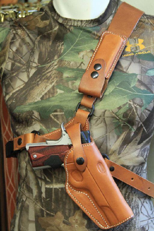 Diamond D Custom Leather Guides Choice Chest Holster ...