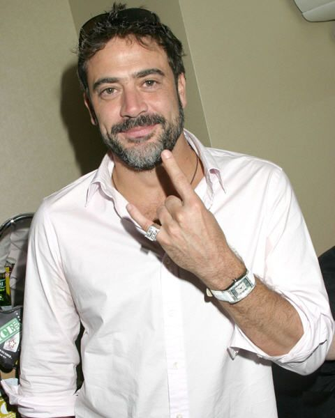 Jeffery Dean Morgan (John Winchester--Sam and Dean's dad) I love his voice!