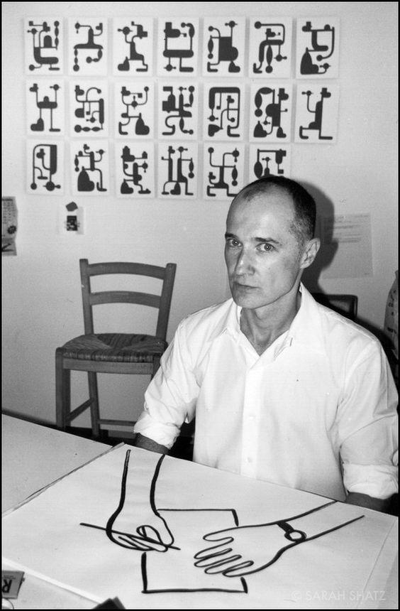 Richard McGuire, artist, illustrator
