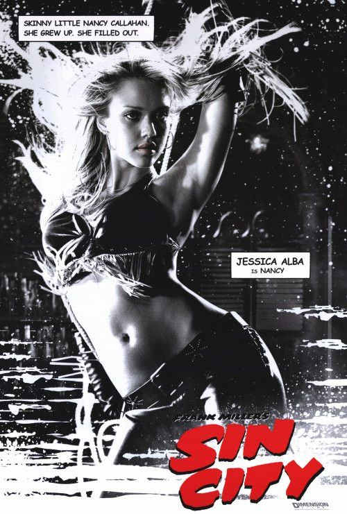 Sin City 27x40 Movie Poster (2005)