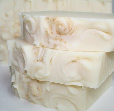 Ginger and White Tea Soap