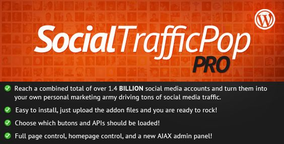 See More Social Traffic Pop PROso please read the important details before your purchasing anyway here is the best buy