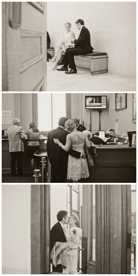 courthouse wedding kind of wedding i want!: