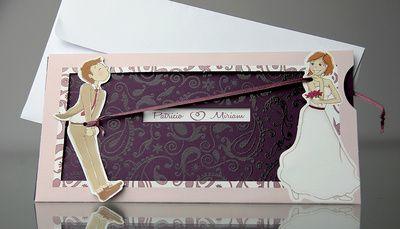 Invitaciones cardnovel 34932 www.voydebodas.com