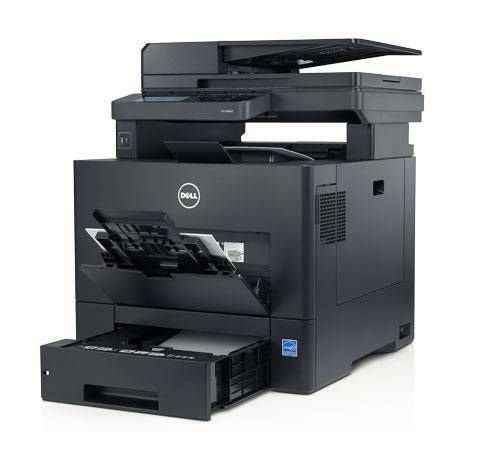 Dell Color Multifunction Laser Printer C2665dnf 884116126379