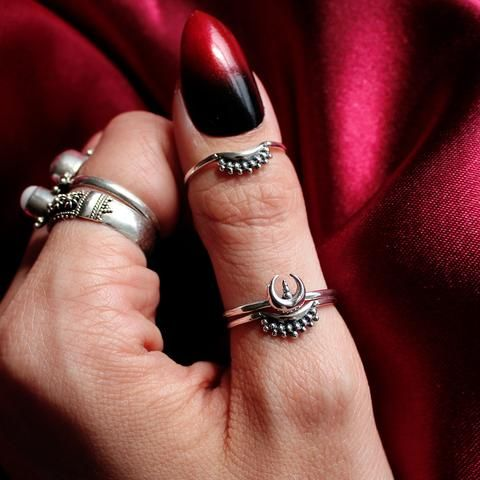 Blood Hunt Sleeper Ring *Midi or Regular