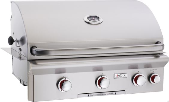 American Outdoor Grill T Series 30nbt00sp Gas Grill Natural Gas Grill Built In Gas Grills