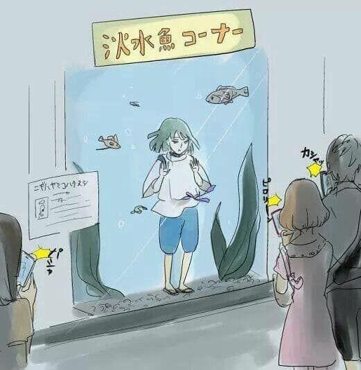 Artist ヒメユリ 面白い漫画 漫画イラスト ジブリ イラスト