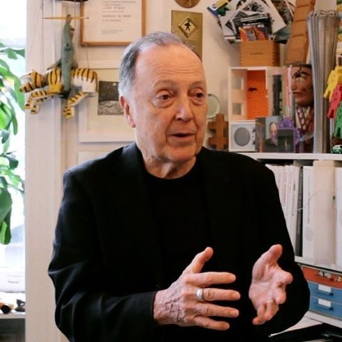 Have a look at our Kickstarter (link in bio) over the weekend to hear Lance Wyman explain how his Logbooks help during his design process.