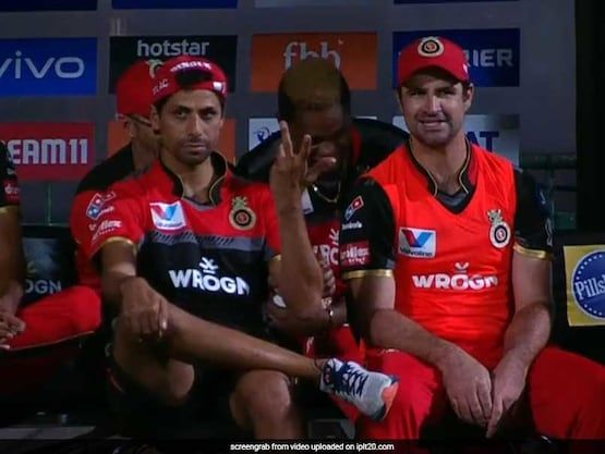 Rcb Vs Csk Ashish Nehra S Reaction To Dale Steyn S Ferocious Yorker Is Not To Be Missed Watch Cricket News World Of Sports Cricket News The Pacer