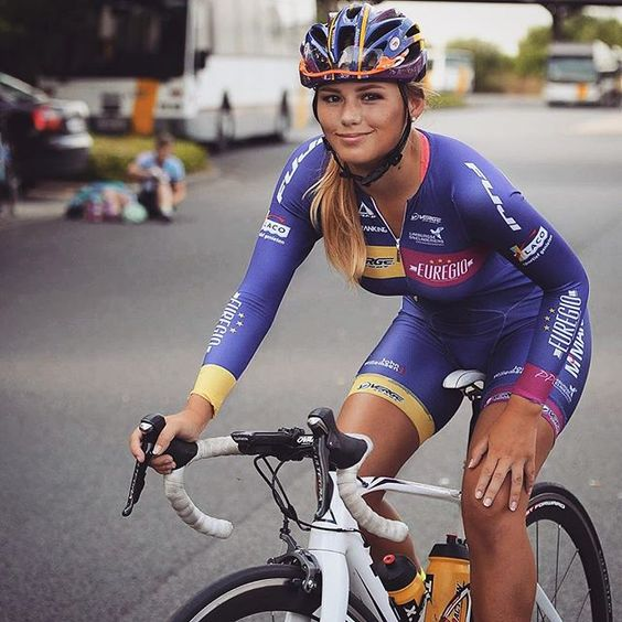 Mari Holden Cyclist I'm happy, Cycling and...