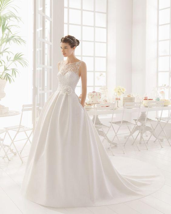 . WEDDING DRESSES AIRE BARCELONA COLLECTION 2016 - Brautmode Siegburg btw…