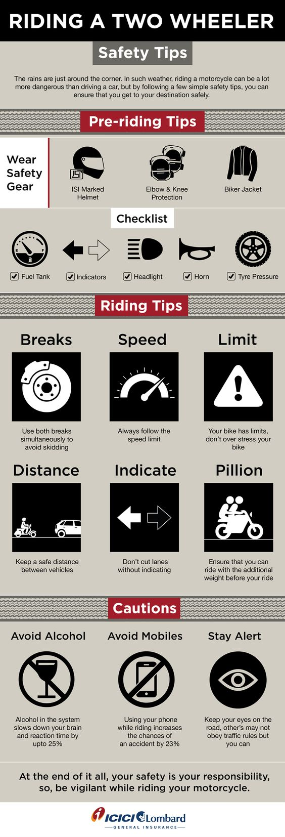 7Golden Rules for Driving